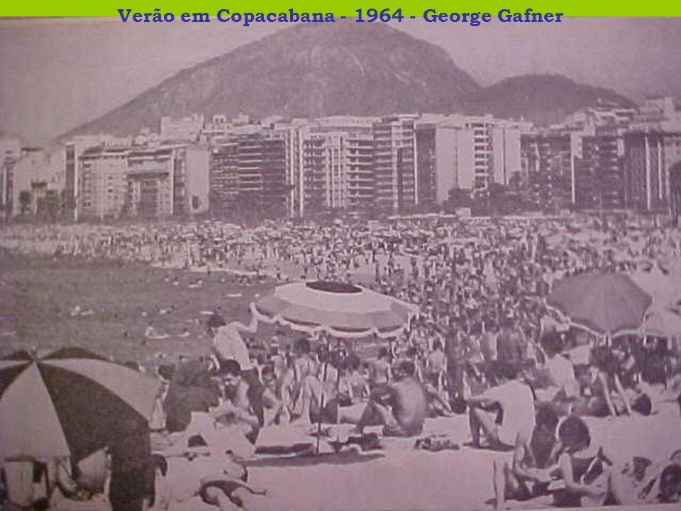 Verão em Copacabana - 1964 - George Gafner