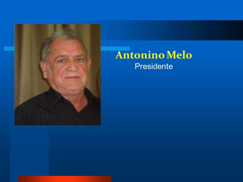 Antonino Melo Presidente