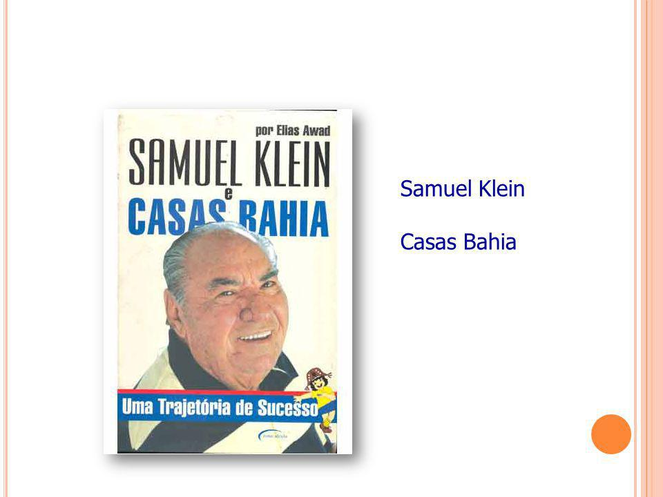 Samuel Klein Casas Bahia