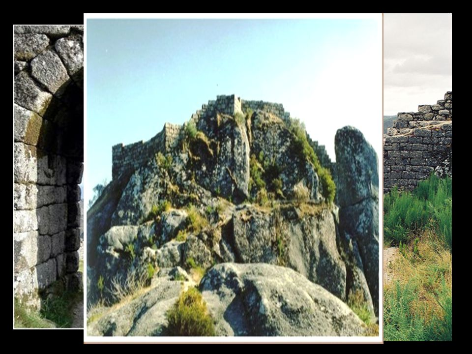 O castelo de Castro Laboreiro