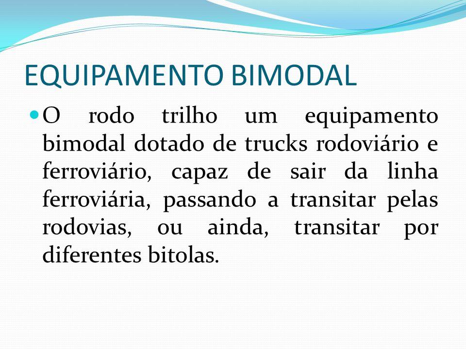 EQUIPAMENTO BIMODAL