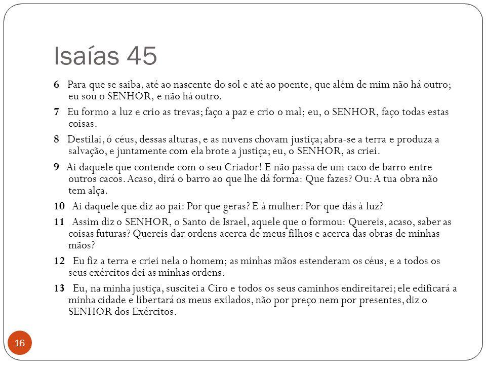 Isaías 45