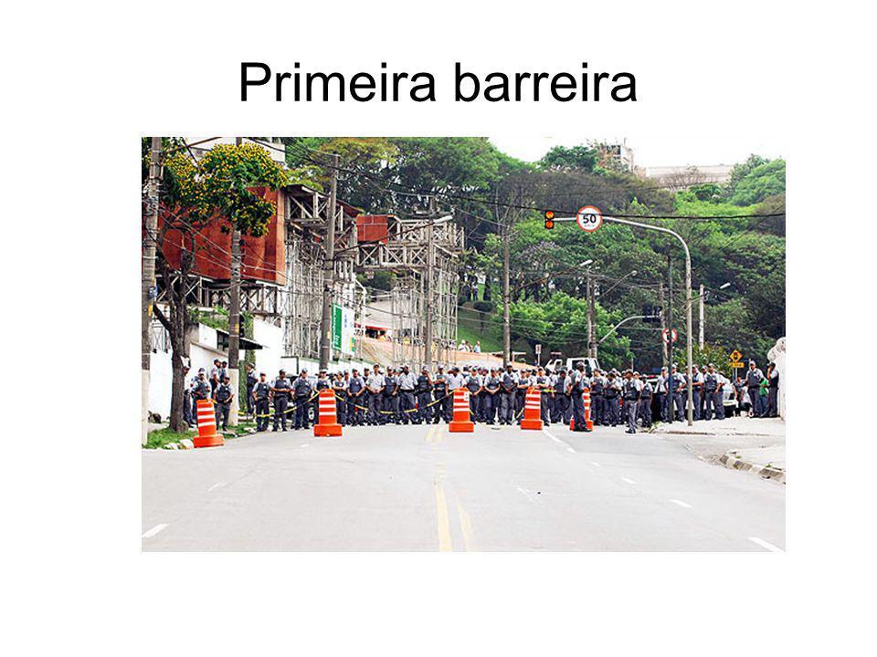 Primeira barreira