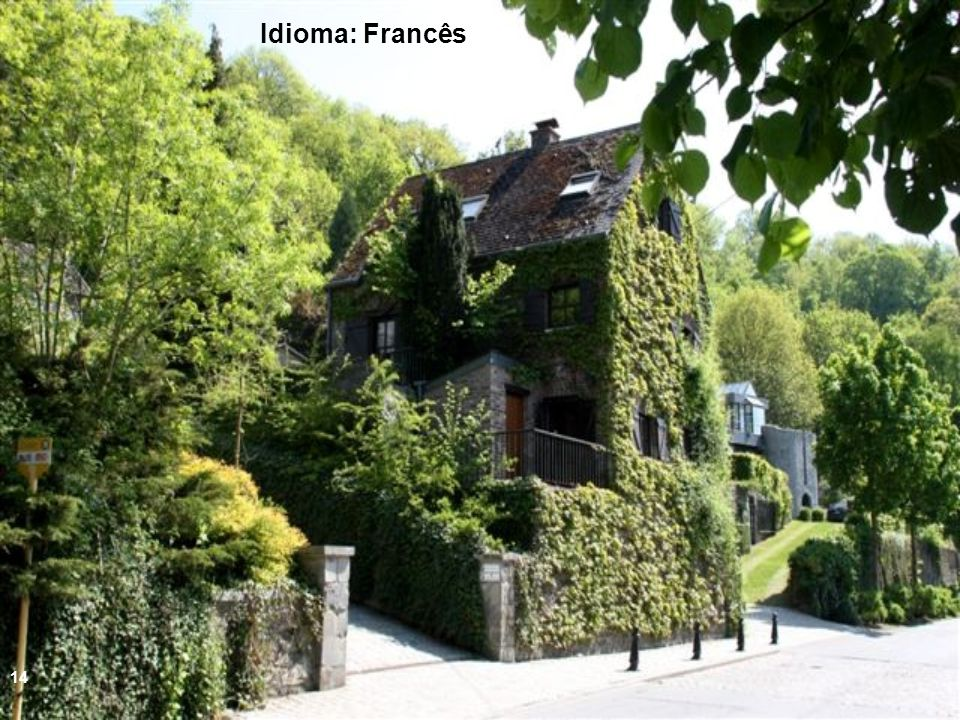 Idioma: Francês 14