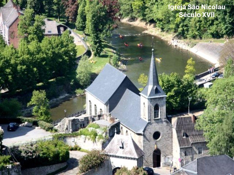 Igreja São Nicolau Século XVII