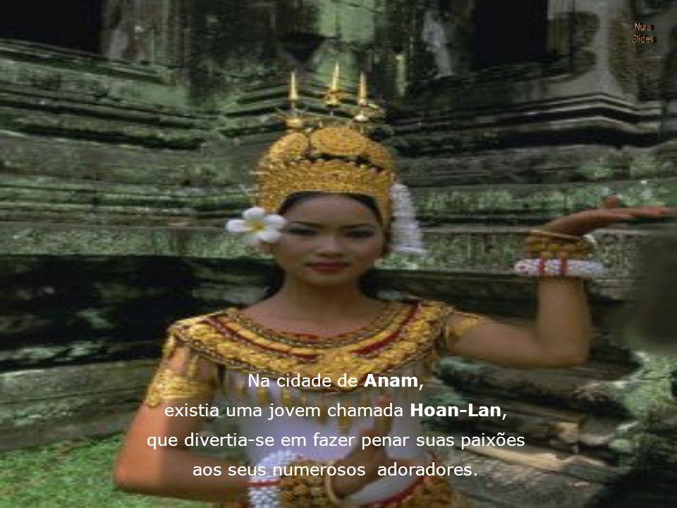 existia uma jovem chamada Hoan-Lan,