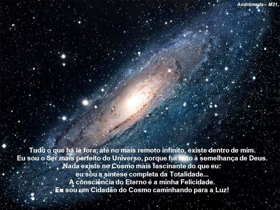 Andrômeda – M31