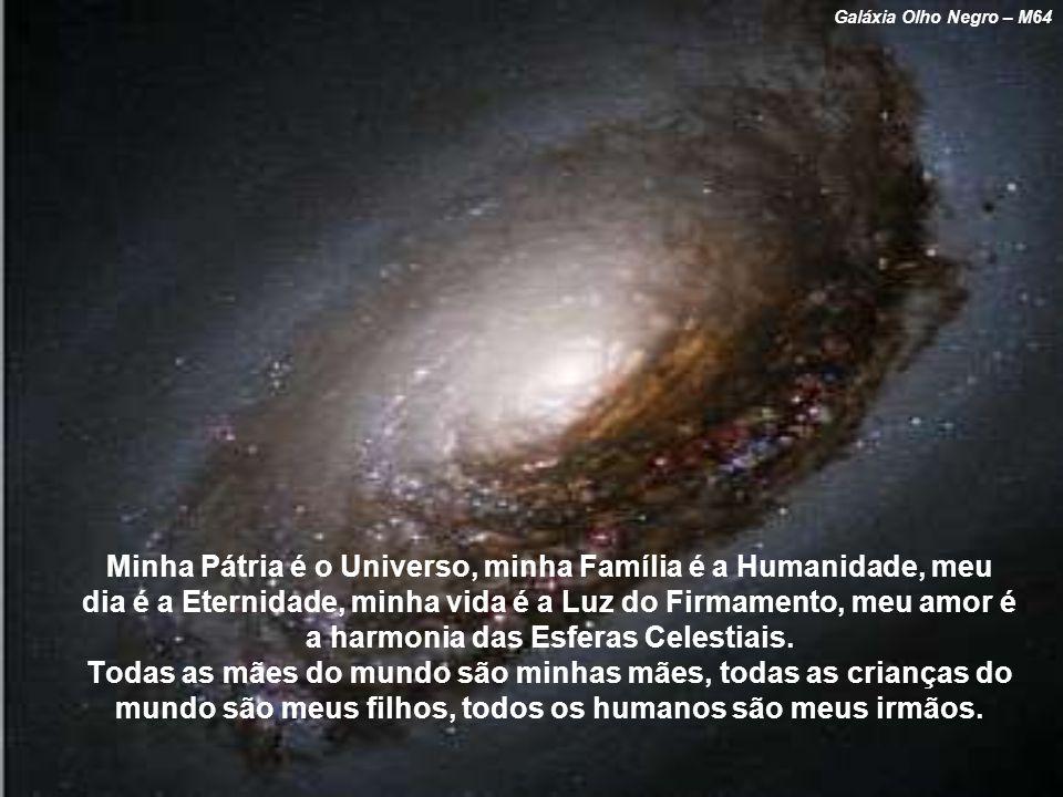 Galáxia Olho Negro – M64