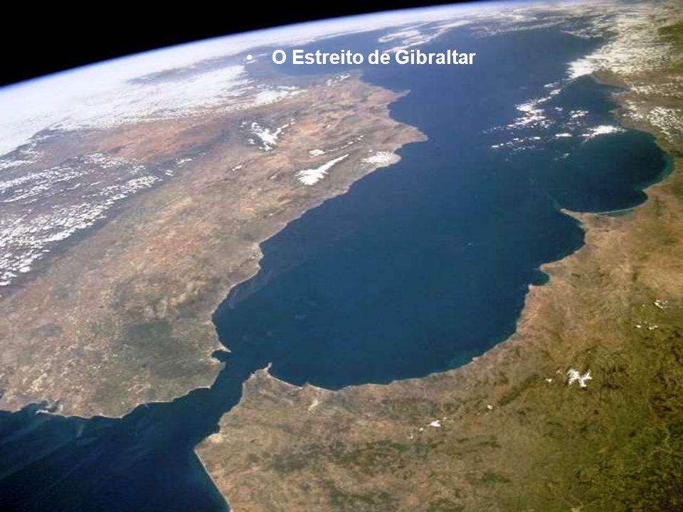 O Estreito de Gibraltar