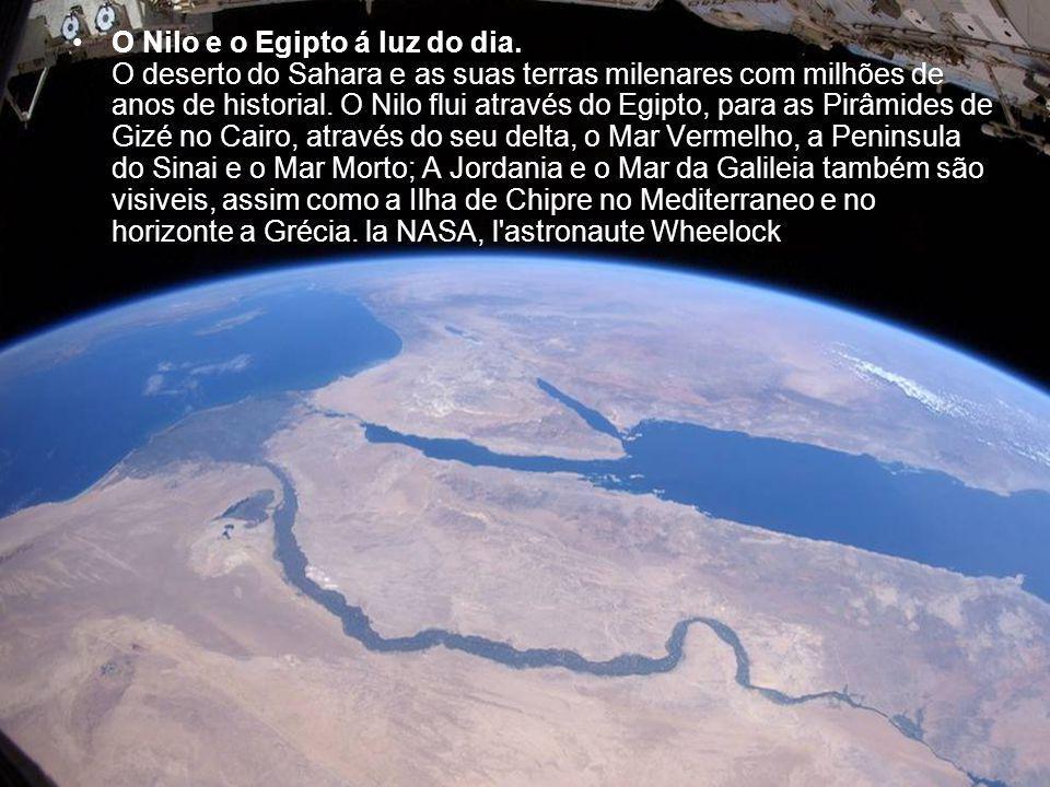 O Nilo e o Egipto á luz do dia