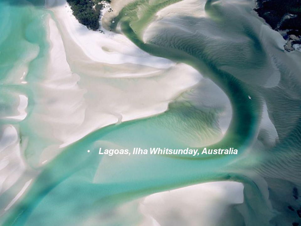 Lagoas, Ilha Whitsunday, Australia