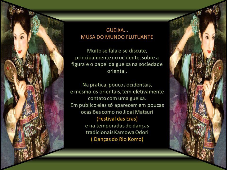 MUSA DO MUNDO FLUTUANTE
