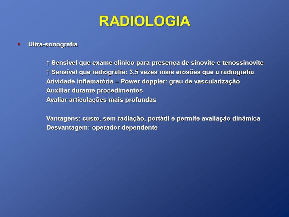 RADIOLOGIA Ultra-sonografia