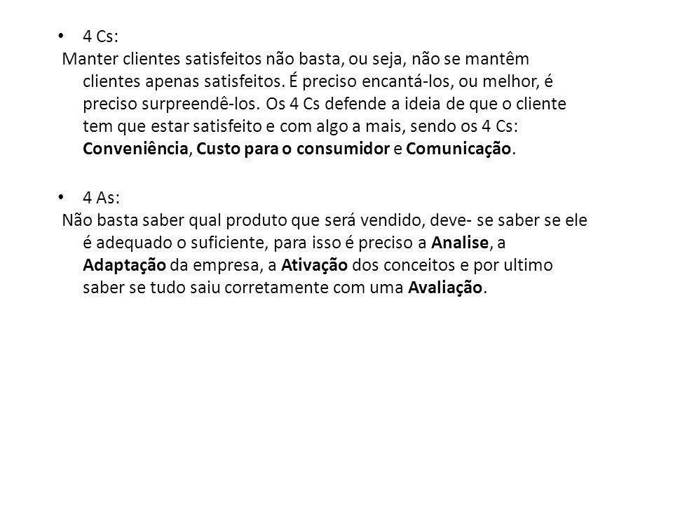 4 Cs: