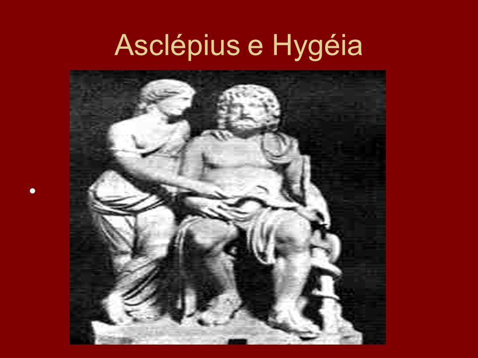 Asclépius e Hygéia