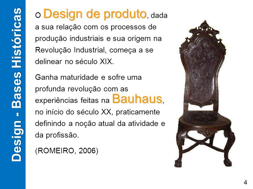 Design - Bases Históricas