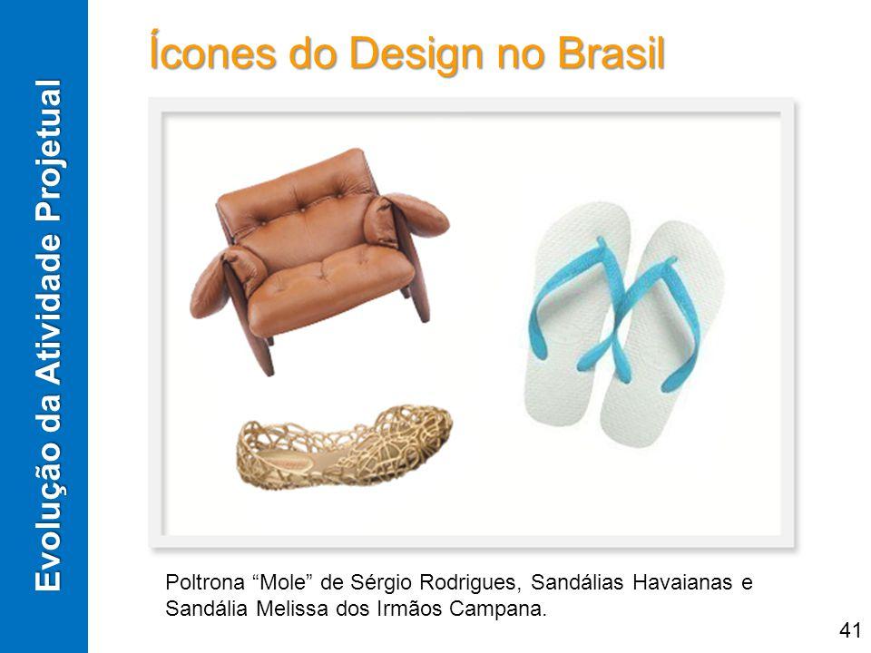 Ícones do Design no Brasil