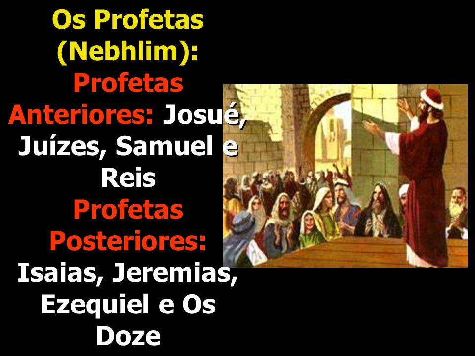 Os Profetas (Nebhlim):