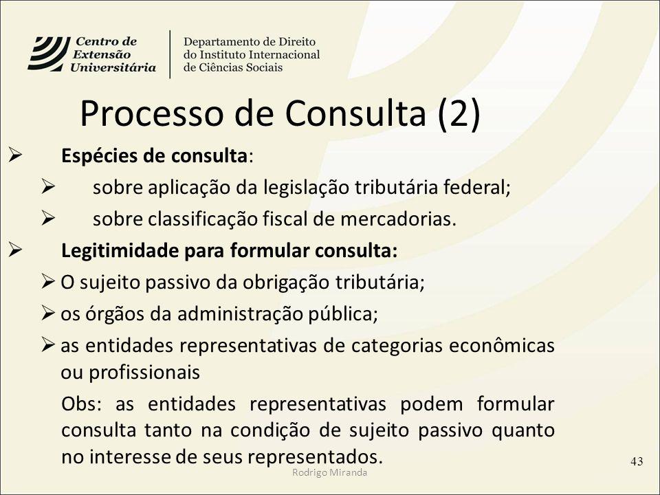 Processo de Consulta (2)
