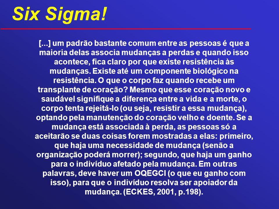 Six Sigma!