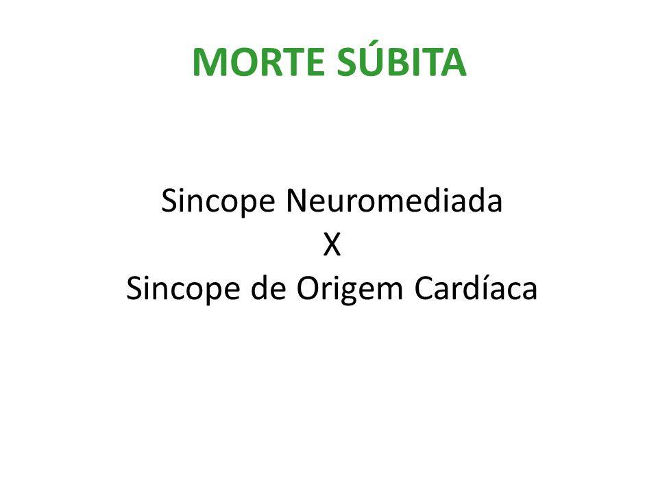 Sincope de Origem Cardíaca