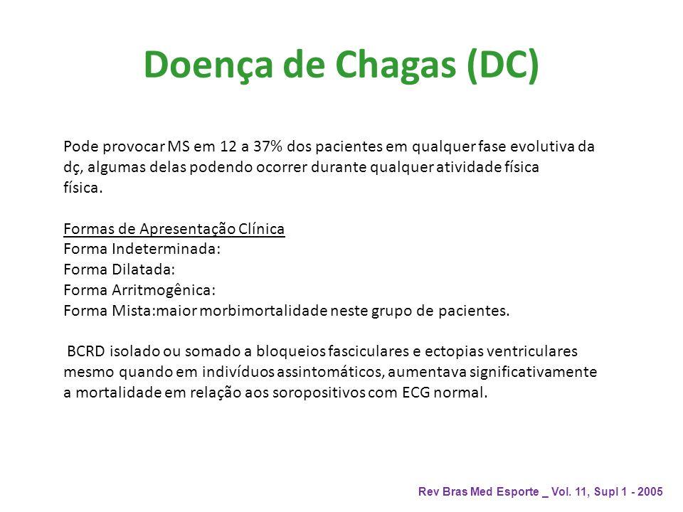 Doença de Chagas (DC)