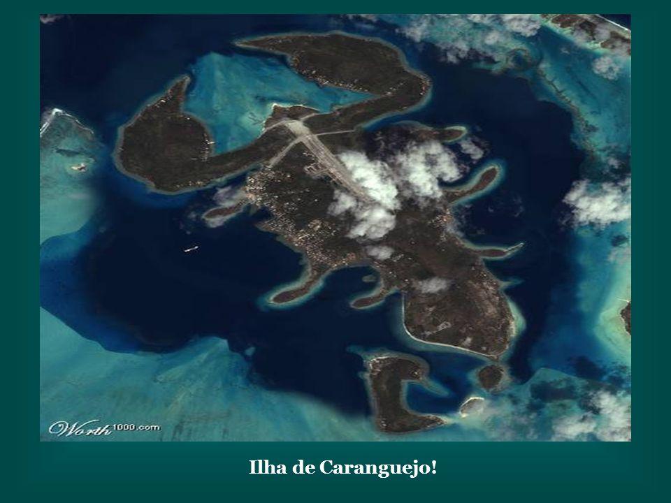 Ilha de Caranguejo!