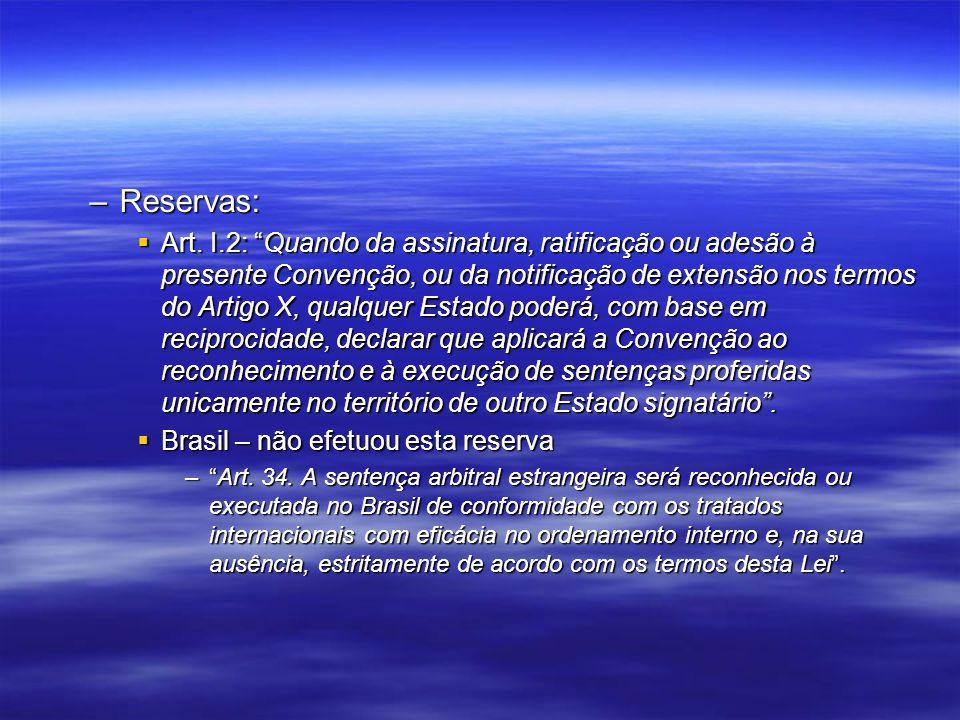 Reservas: