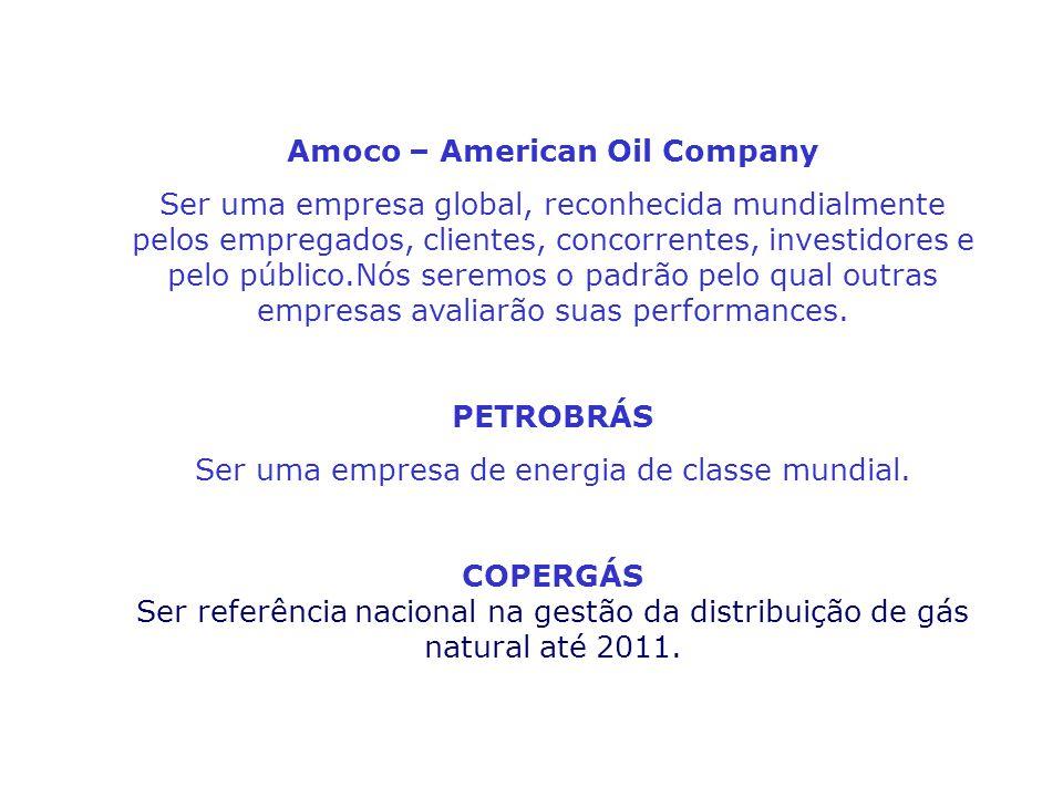 Amoco – American Oil Company