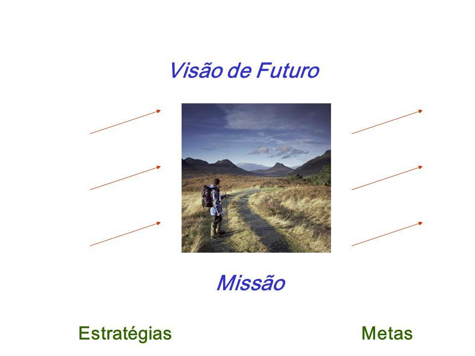Visão de Futuro Missão Estratégias Metas