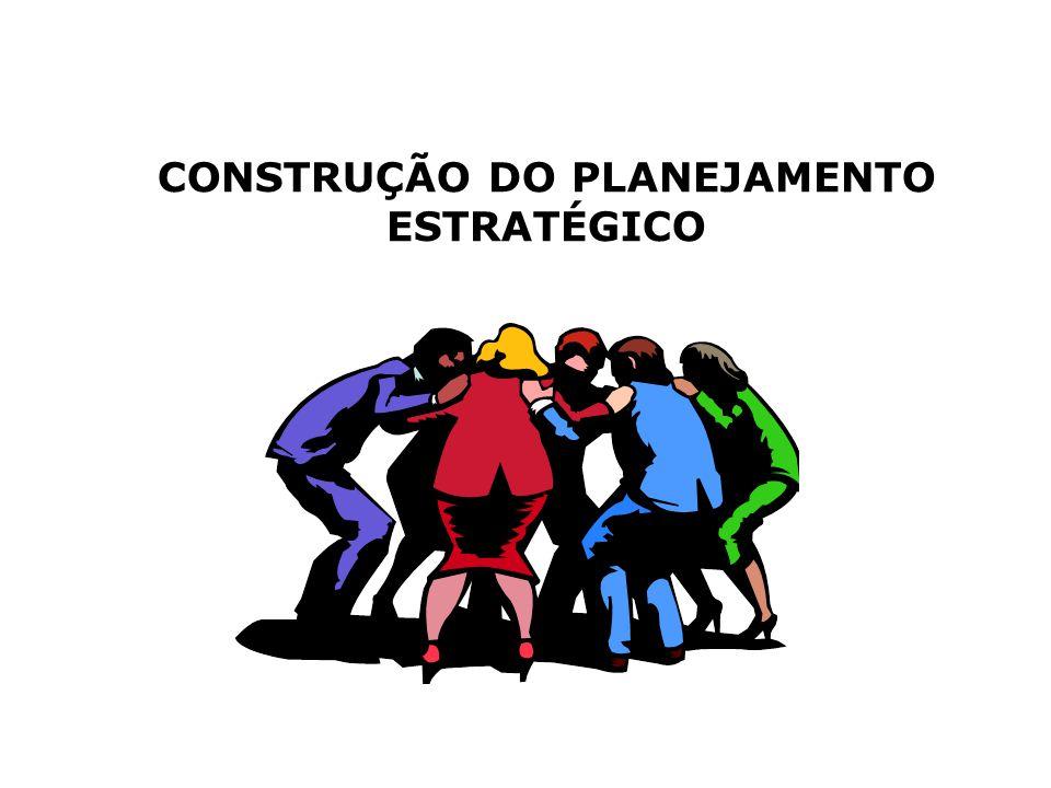 CONSTRUÇÃO DO PLANEJAMENTO ESTRATÉGICO