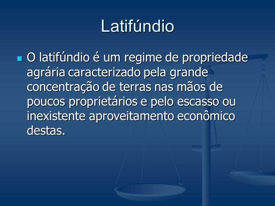 Latifúndio