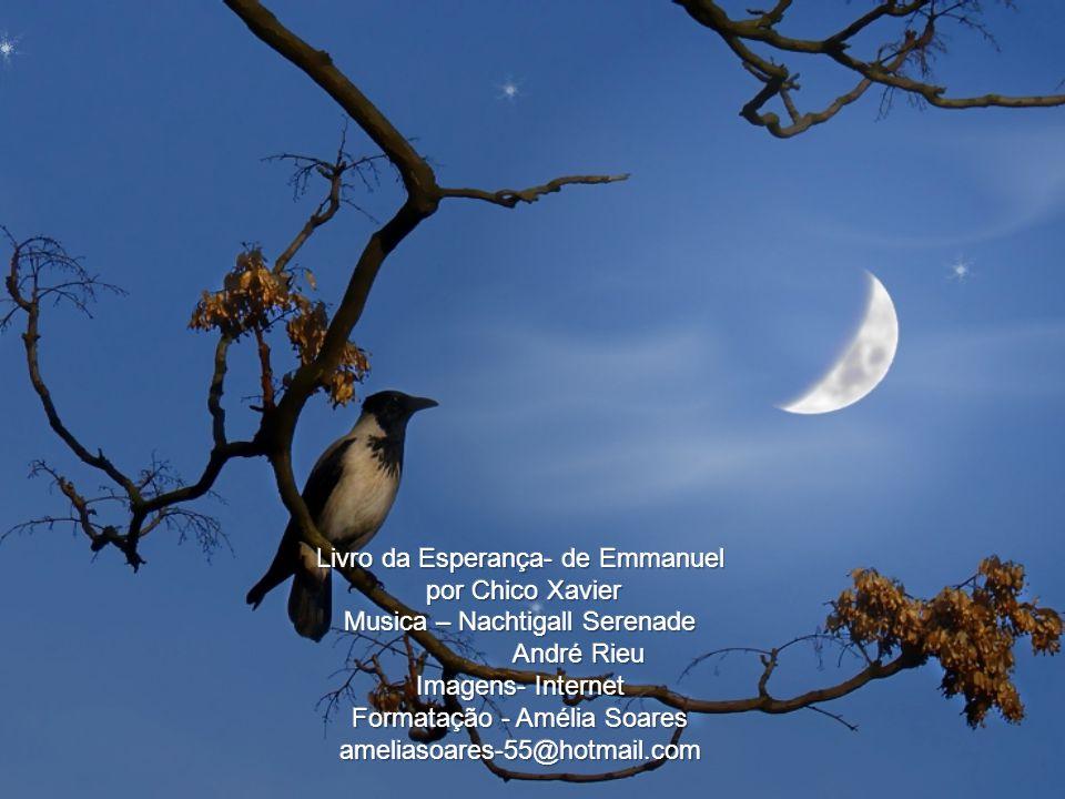 Livro da Esperança- de Emmanuel por Chico Xavier