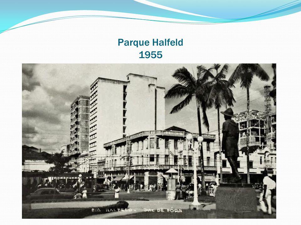 Parque Halfeld 1955