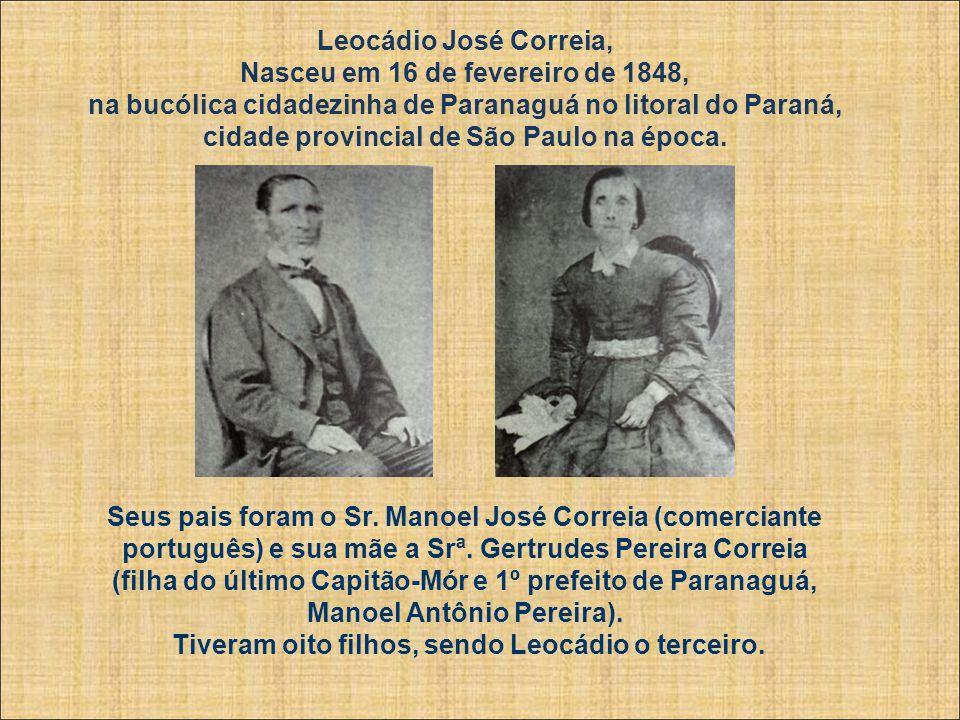Nasceu em 16 de fevereiro de 1848,