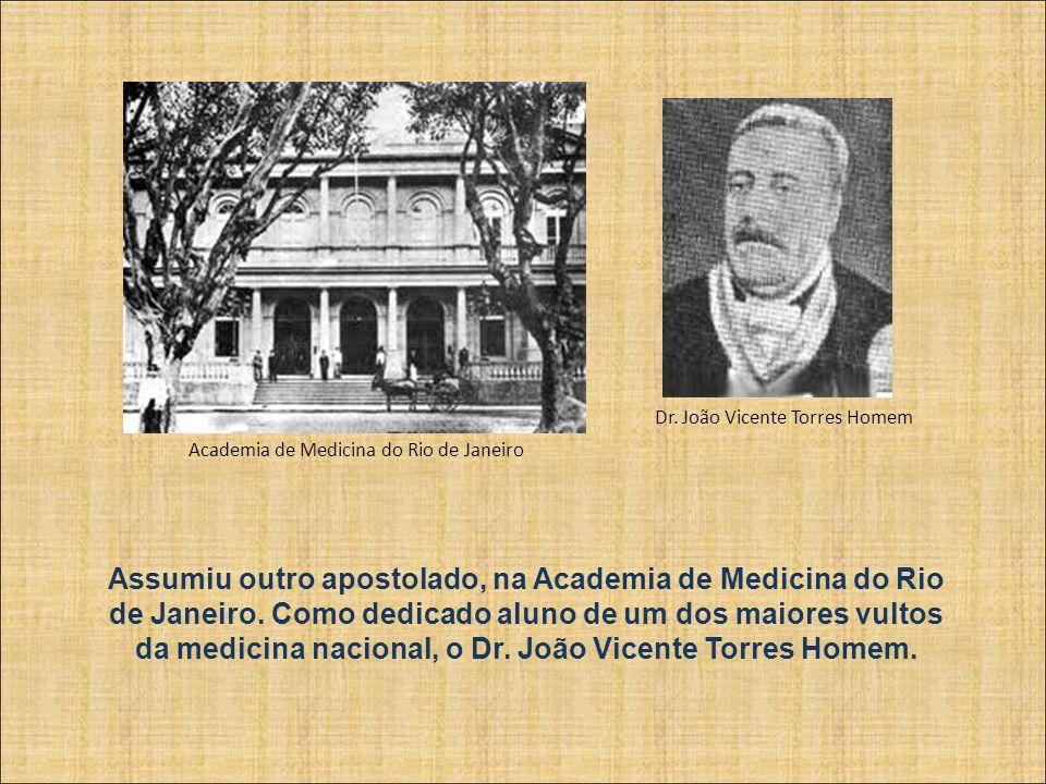 Dr. João Vicente Torres Homem