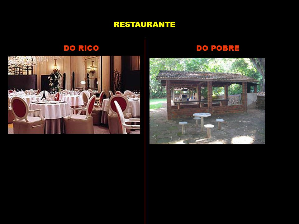 RESTAURANTE DO RICO DO POBRE