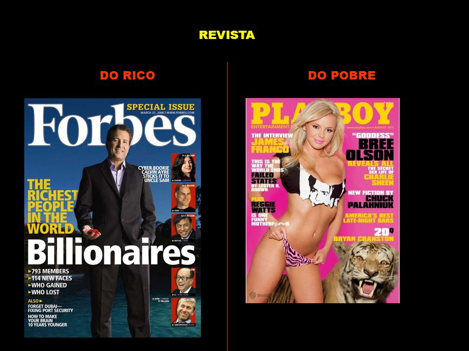 REVISTA DO RICO DO POBRE
