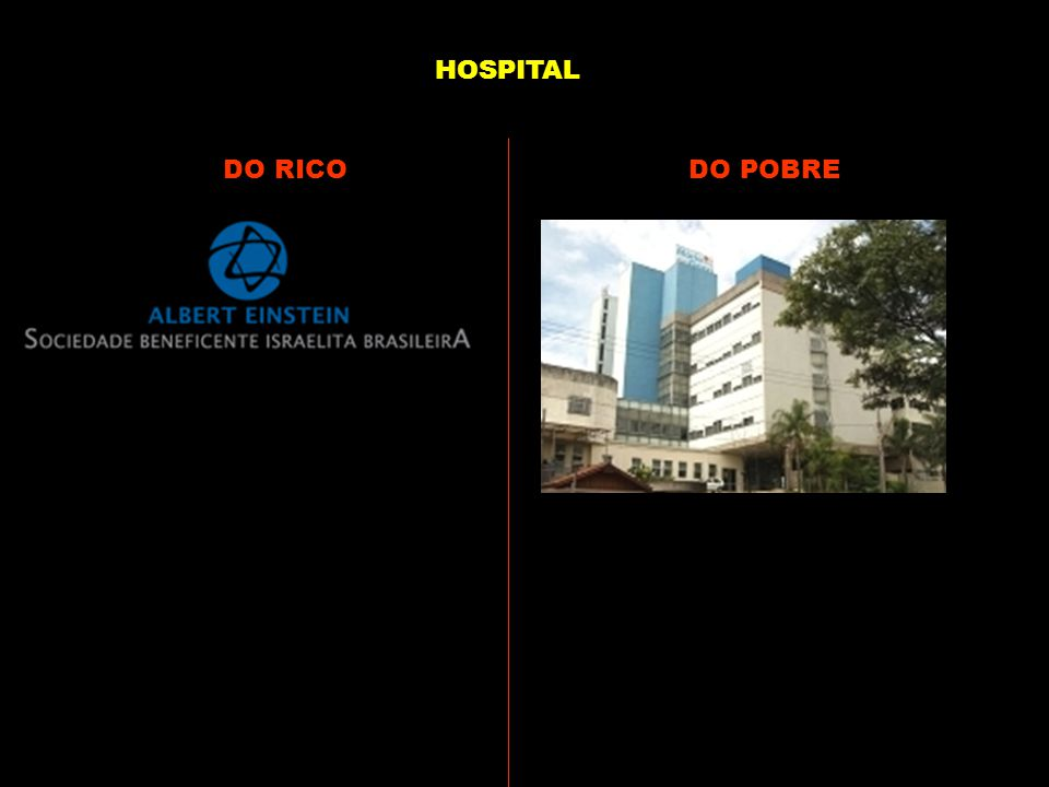 HOSPITAL DO RICO DO POBRE
