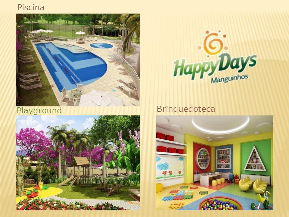 Piscina Playground Brinquedoteca