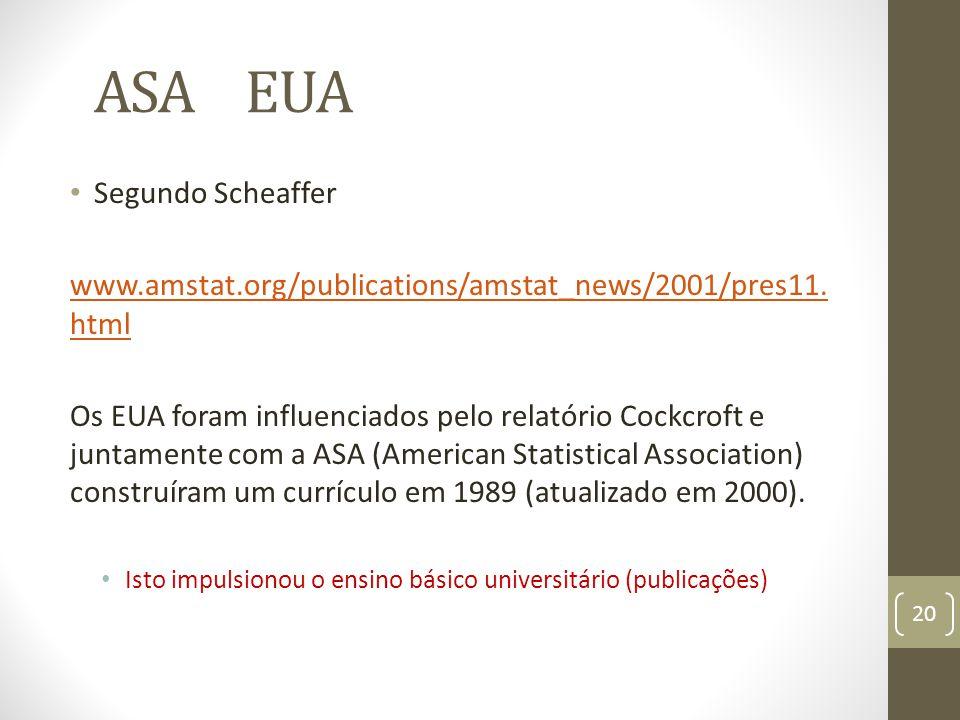 ASA EUA Segundo Scheaffer