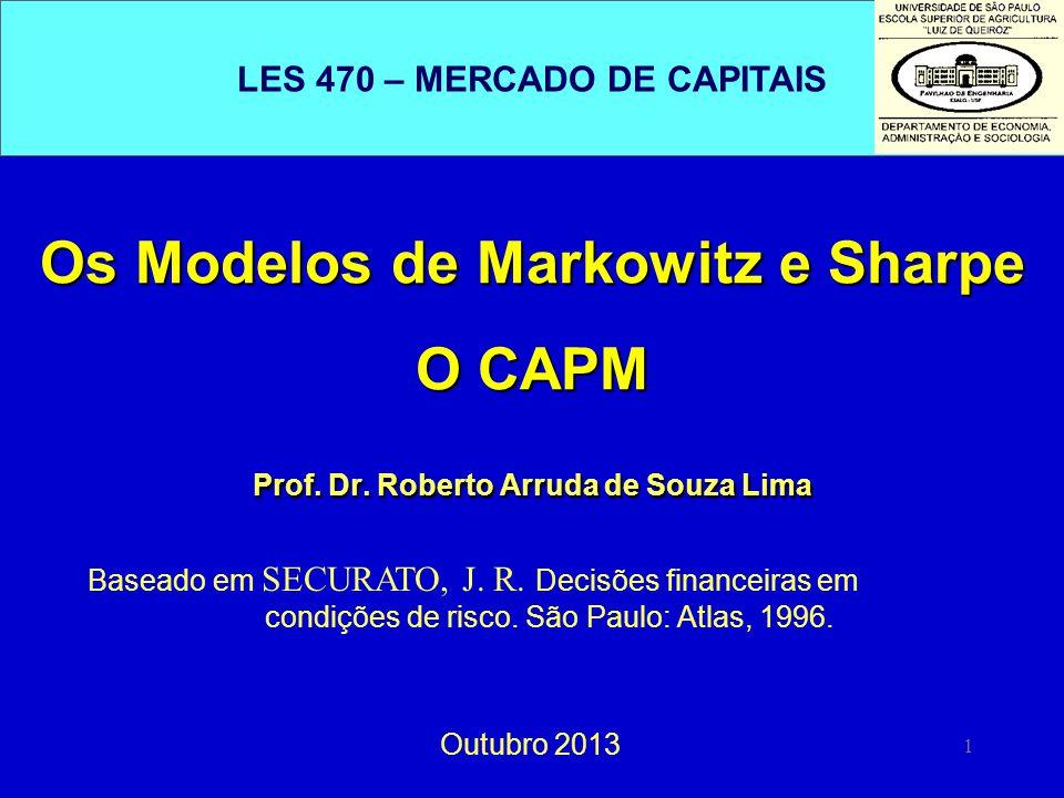 LES 470 – MERCADO DE CAPITAIS