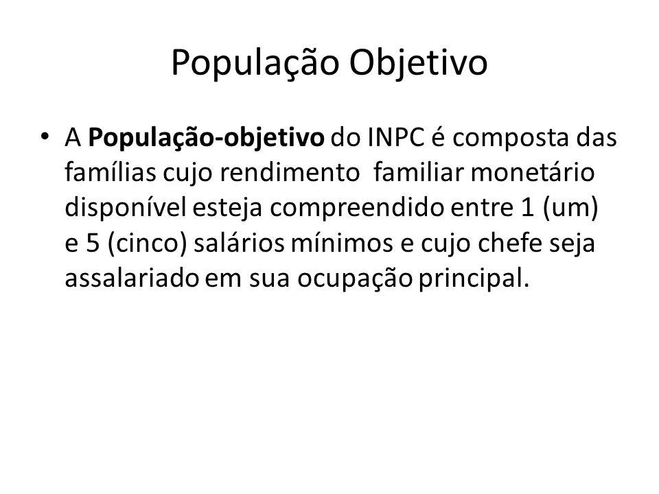 População Objetivo
