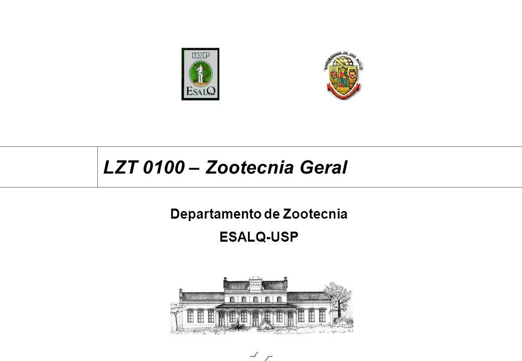 Departamento de Zootecnia ESALQ-USP