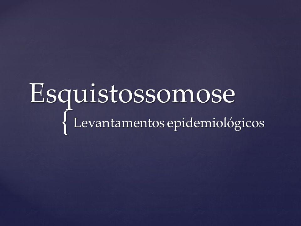 Levantamentos epidemiológicos