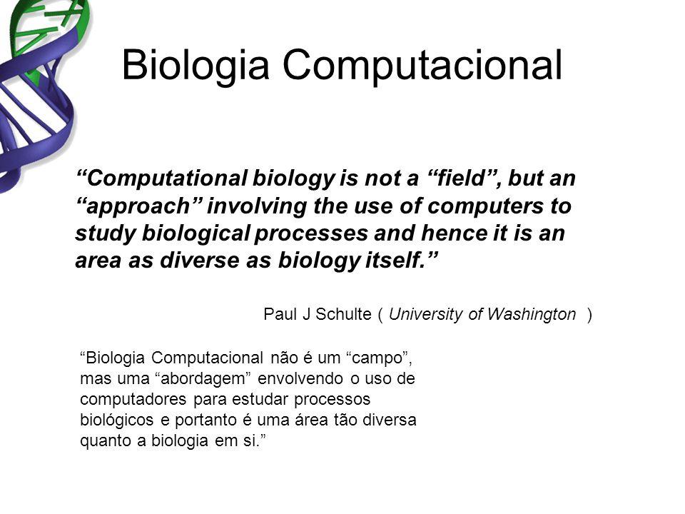 Biologia Computacional