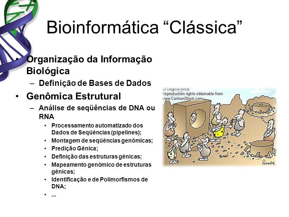 Bioinformática Clássica