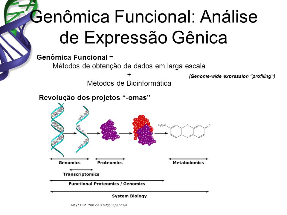 Genômica Funcional: Análise de Expressão Gênica