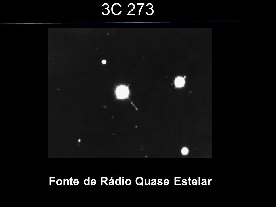 3C 273 Fonte de Rádio Quase Estelar