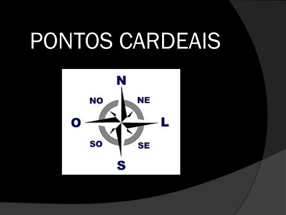 PONTOS CARDEAIS
